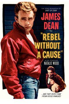 James Dean--1955