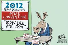 Political Cartoons: Texas Democrats in disarray
