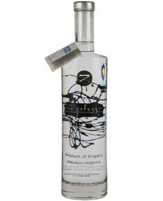 Zephyr Black Gin 0,75L 44% - UK