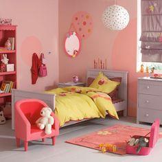 Colorful kids room