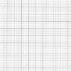 This Oblique Graph Paper Divides Each HalfInch Square Into Two