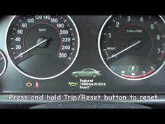 2012 BMW 5 Series  Maintenance Light Reset Instructions - http://oilreset.com/2012-bmw-5-series-maintenance-light-reset-instructions/
