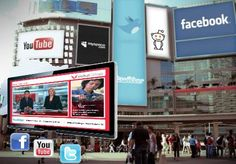 How digital signage stands out from other #advertising channels