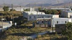 Amona, an unauthorised Israeli outpost in the West Bank