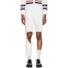 b73461492b0 Lyst - Shop Men s Thom Browne Pants from  254 Preppy Mens Fashion