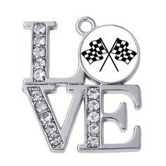 Locket Bracelet, Buy Now, Charms, Racing, Pendants, Symbols, Metal, Silver, Stuff To Buy
