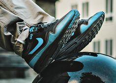 Nike Air Max 1 Hyperfuse PRM Midnight Fog Blue Glow Grey