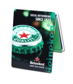 Heineken Rugby World Cup Z-CARD