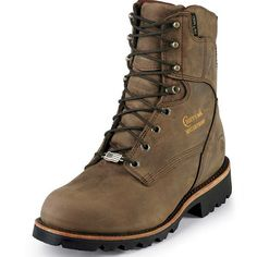Chippewa men's work boots at Work 'N Gear | Made in USA work boots