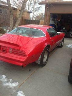 1976 Firebird - $6500