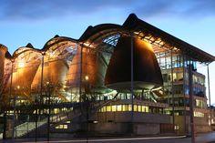 Tribunal de Grande Instance bordeaux architecture - Google-Suche