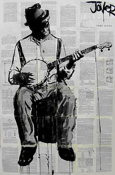 come along now by Loui Jover