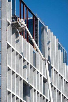 Bestseller, Office Building C.F. Møller. Photo: Julian Weyer
