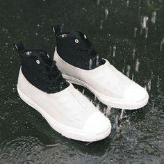 Converse Jack Purcell x Hancock Wetland Mid Sneaker