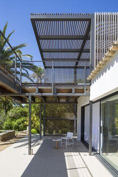 Villa mediterranea a Saint-Tropez