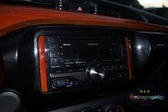 Interior de Vehículos | A&G Hydrographics El Salvador