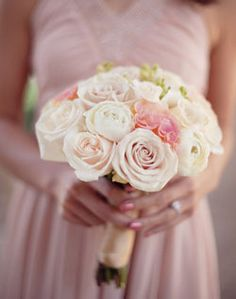 Have you decided on the color of your #wedding bouquet yet?