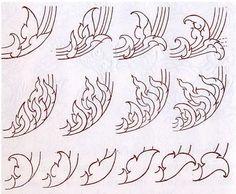 กระจังฟันปลา ผันปลา หรือกระจังฟันปลา ทรงอยู่ในรูปสี่เหลี่ยมด้านเท่า มีรูปเป็นสามเหลี่ยมยอดเรียวแหลม เป้นที่มาของกระจังตาอ้อย หรือกระจังใบเทศ ถือเป็นกระจังตัวต้นหรืออีกนัยหนึ่งจะเรียกว่าเป็นตัวอย่า...