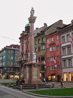 Wonderful Innsbruck http://www.travelandtransitions.com/european-travel/