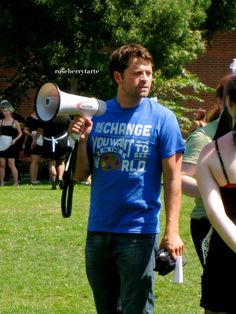 Misha | Seattle GISHWHES Meet-up | August 3, 2014