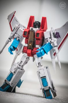 Transformers Masterpiece MP-11 Starscream (Coronation Ver.)
