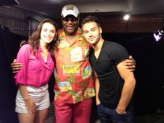 "Interview with Kathryn McCormick & Ryan Guzman starring in ""Step Up Revolution"" :http://yeticket.com/wp/2012/07/step-up-revolution-interview-with-stars-kathryn-mccormick-ryan-guzman/"