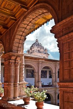 Convento La Merced, Cuzco, Peru                              …