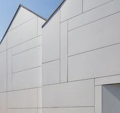 residential facade renavation in Liège (B). arch: Audrey Denoël. EQUITONE facade panels. equitone.com