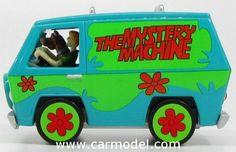 MATTEL HOT WHEELS BCJ81 1/50 HANNA BARBERA SCOOBY-DOO THE MYSTERY MACHINE
