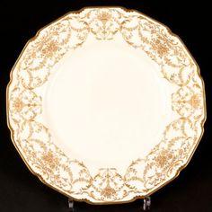 gold encrusted plates   eBay