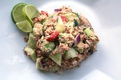 Of Winds and Water: Paleo Canned Salmon Salad