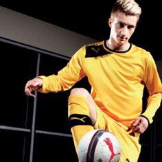 Puma Teamwear and football team kit