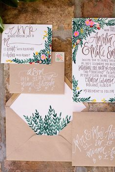 tuscan inspired // invitations by shannon kirsten