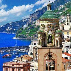 Amalfi Coast, Italia
