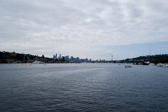 Lake Union in #Seattle