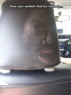 This Could Be A Very Good Seatbelt Safety Ad