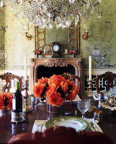 Charlotte Moss, LLC - Historic Residence