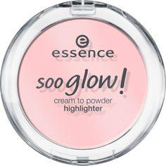 Make up - Essence Soo Glow highlighter