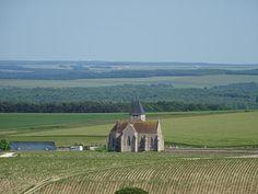French Villages in the Burgundy Region
