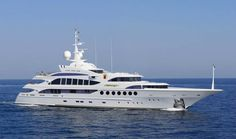 Top 40 Private Luxury Superyachts in the world � I