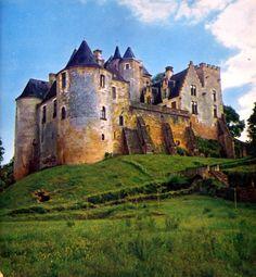 Château de Fayrac, Castelnaud-la-Chapelle, Dordogne, Périgord.Francia.