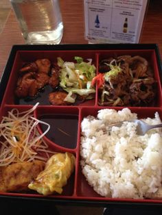 Japanese food, would certanly enjoy that...