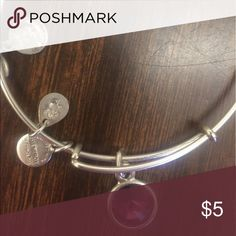 💎Alex &Ani Aquarius amethys birthstone bracelet💎 Alex &Ani Aquarius amethys birthstone bracelet Jewelry Bracelets