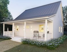 2 bedroom cottage - affordable aust kit homes