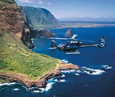 Maui Helicopter Tour in Hawaii