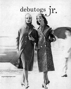 debutogs jr 1958