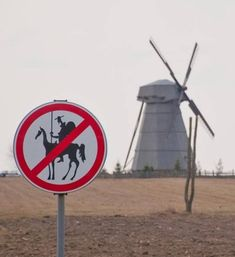 Don't dream. Don't love. Don't fight. Don't Quijote