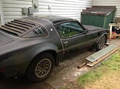 For Sale or TRADE - 1981 Firebird Trans Am Turbo North Saanich & Sidney , Victoria - MOBILE