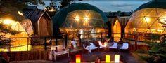 hoteles con encanto: 'glamping', disfrutando de la naturaleza con los lujos de un hotel de cinco estrellas — idealista.com/news/