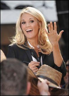 Carrie Underwoods Wedding Ring